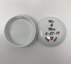 Personalized Ceramic Box